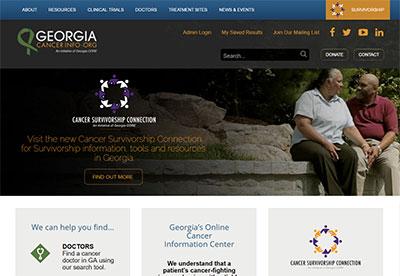 GeorgiaCancerInfo.org